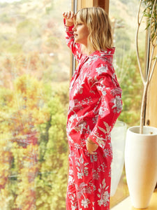 Palm Holiday PJ Set