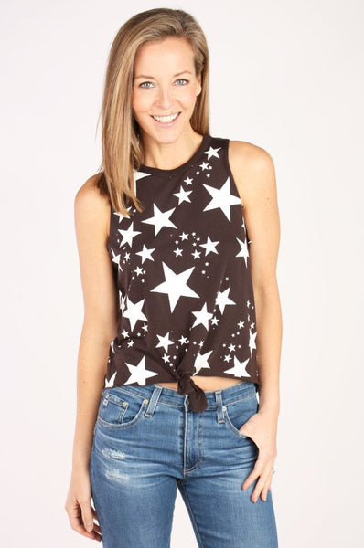 Starry Muscle Tee
