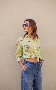 Fly Butterfly Blouse
