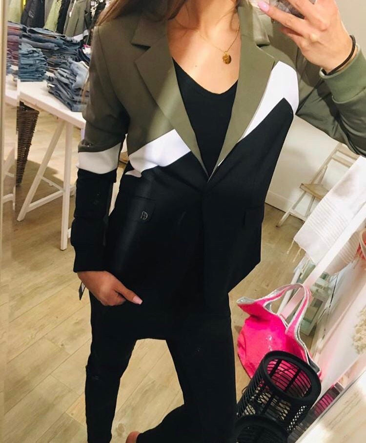 Leya Athletic Blazer