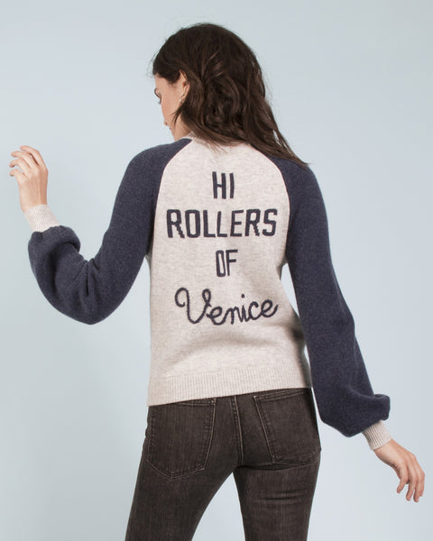 HI ROLLERS OF VENICE BOMBER JACKET