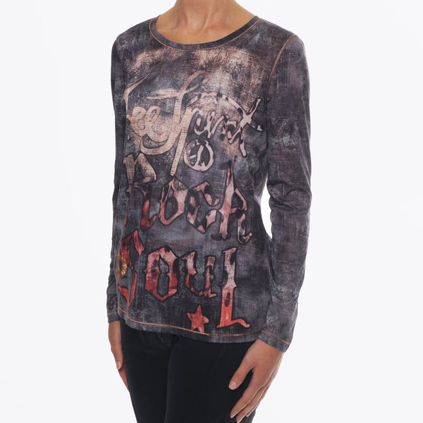 FreeSpirit RockSoul Top