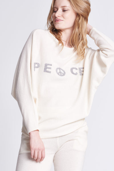 PEACE SWEATER