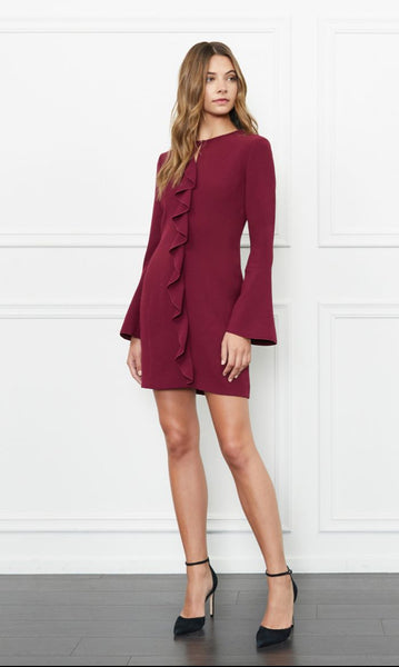 MONNER BELL SLEEVE DRESS