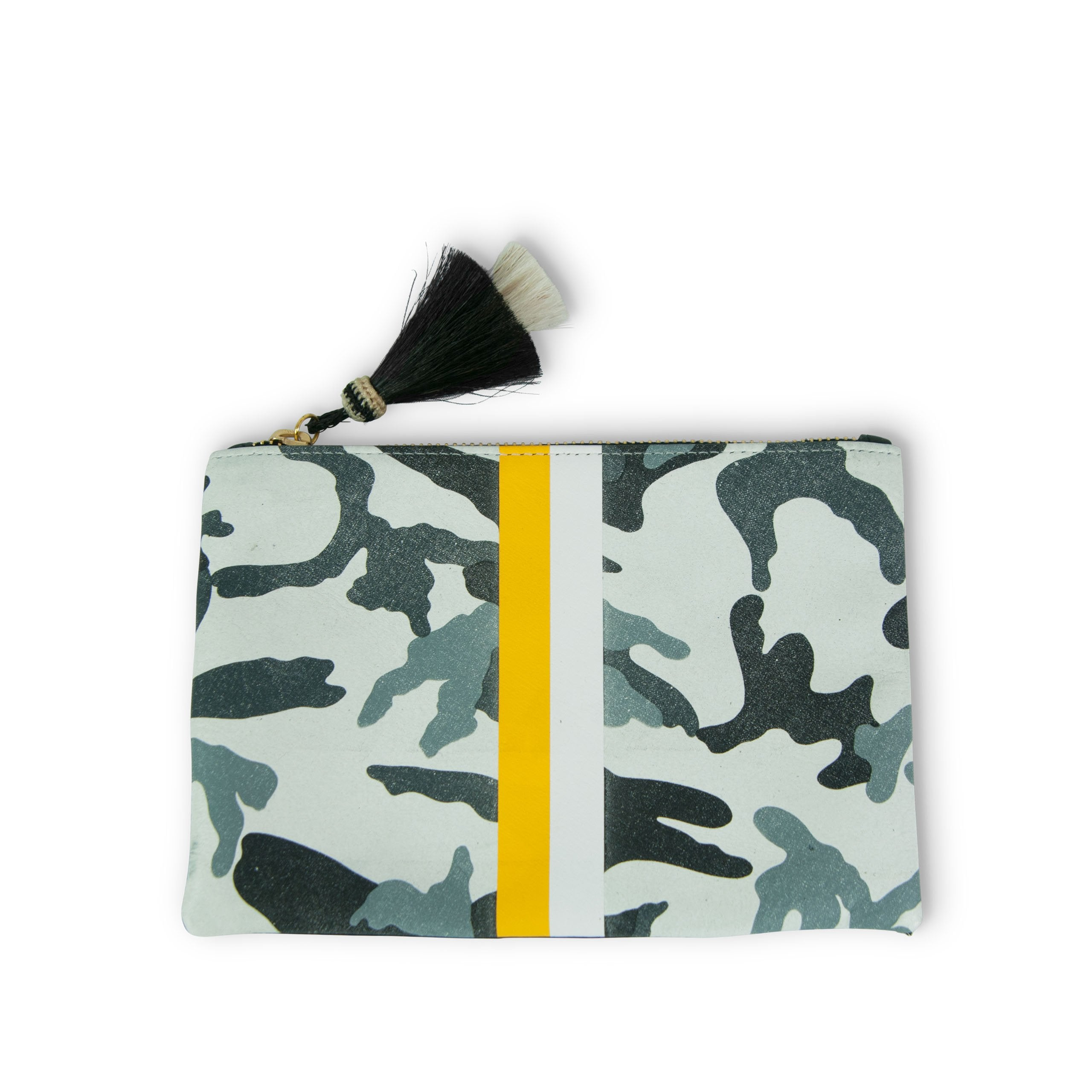 Summer Camo Small Pouch