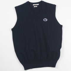 Penn State University Merino Wool          V-Neck Sweater Vest
