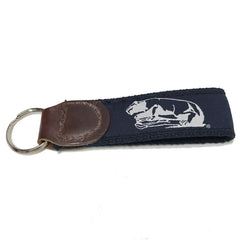 Penn State Fabric Key Fob