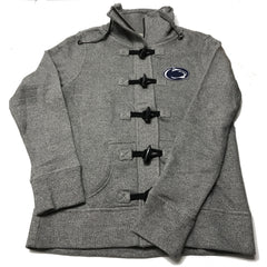 Women's Penn State Logo Toggle Zip Sweater