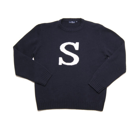 "Penn State Collegiate ""S"" Sweater"