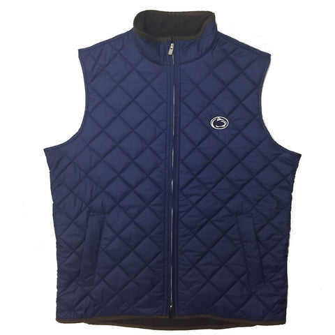 Penn State Quilted Outerwear Vest