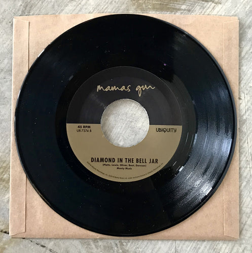 Mamas Gun / London Girls b/w Diamond In The Bell Jar - 7 inch Vinyl