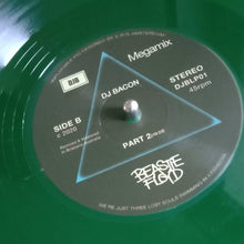"Load image into Gallery viewer, New. DJ Bacon -LTD EDITION GREEN-Beastie Floyd- Megamix vinyl 12"" ⭐"