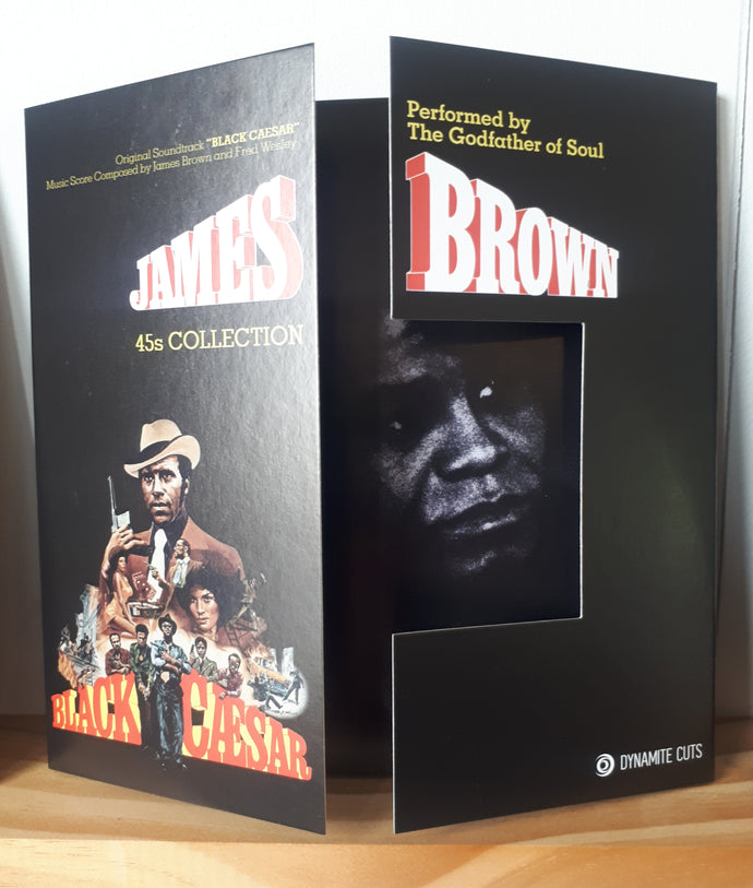 James Brown and his JB's – Black Caesar 45s collection-Dynamite Cuts-Set of 2⭐︎