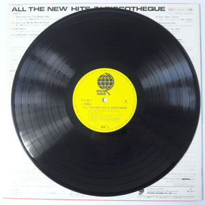 VA ‎– All The New Hits In Discotheque - L.P Compilation