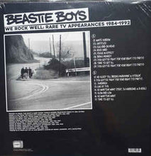 Load image into Gallery viewer, Beastie Boys-We Rock Well:Rare TV Appearances 84-92-TV Party-(Ltd. 500 Copies)L.P