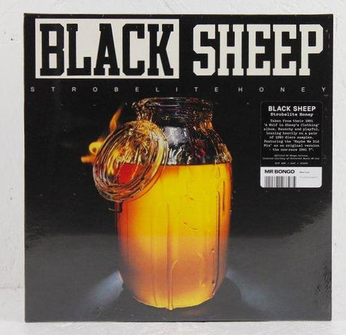 Black Sheep - Strobelite Honey - 7 inch Vinyl