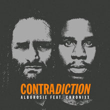 Load image into Gallery viewer, Alborosie, Chronixx - Contradiction / Contradiction Dub (VP)   - 7inch Vinyl