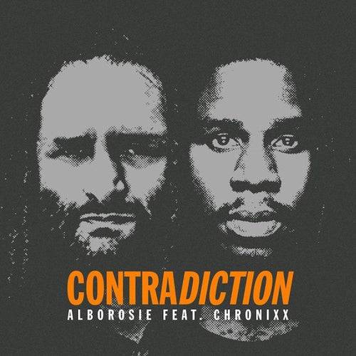 Alborosie, Chronixx - Contradiction / Contradiction Dub (VP)   - 7inch Vinyl