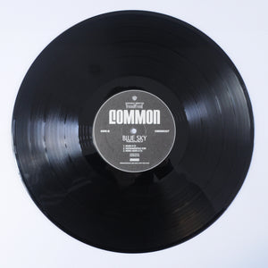 "Common / NAS ‎– Ghetto Dreams - Promo - Unofficial  12"" Single"