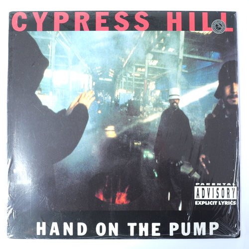 Cypress Hill ‎– Hand On The Pump / Real Estate - 12inch Single