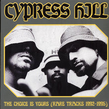 Load image into Gallery viewer, Cypress Hill-The Choice Is Yours: Rare Tracks 92-95 TV Party(Ltd. 500 Copies)-LP