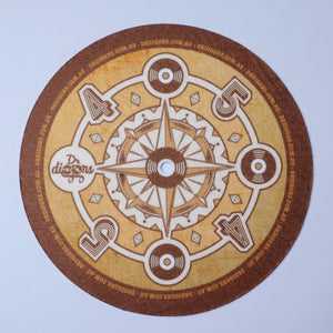 "Dr Diggns Limited Edition - 7"" Slipmat"