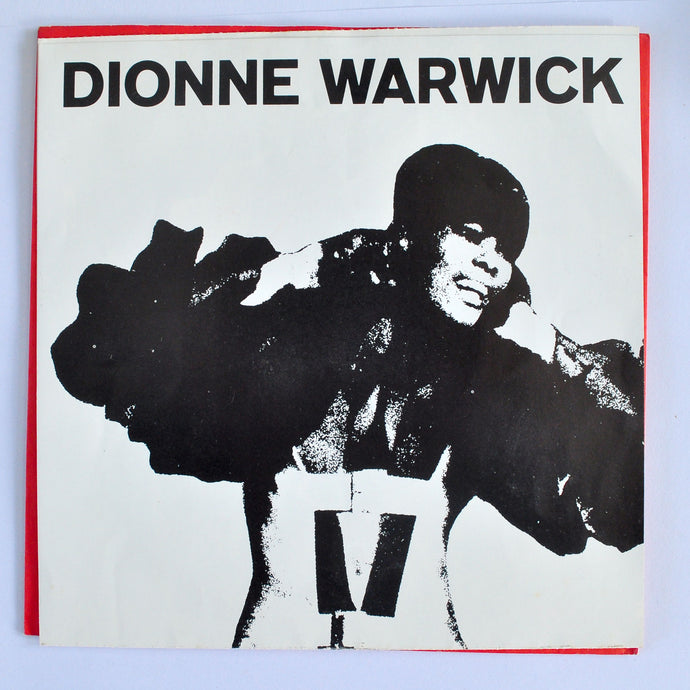 Dionne Warwick ‎– I'll Never Fall In Love Again / What The World Needs Now Is Love - 7