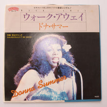 Load image into Gallery viewer, Donna Summer ‎– Walk Away / Could It Be Magic - 7 inch Vinyl