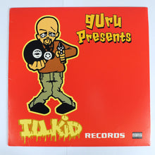 Load image into Gallery viewer, Guru Presents ‎– Illkid Records - L.P Compilation