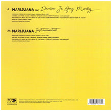 Load image into Gallery viewer, Jah Cure, Damian Marley - Marijuana / Marijuana Instrumental (VP)  - 7inch Vinyl