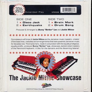 The Jackie Mittoo - Showcase - (VP) (Record Store Day) Limited Edition - 7 inch Vinyl ⭐︎