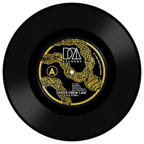 Pre Order: DNA 010 - Juice Crew Law – All Stars / Check Out the Technique 7