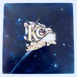 KC And The Sunshine Band ‎– Who Do Ya (Love)- LP Album
