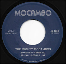 Load image into Gallery viewer, The Mighty Mocambos: Live At Groove City -7 inch VINYL⭐