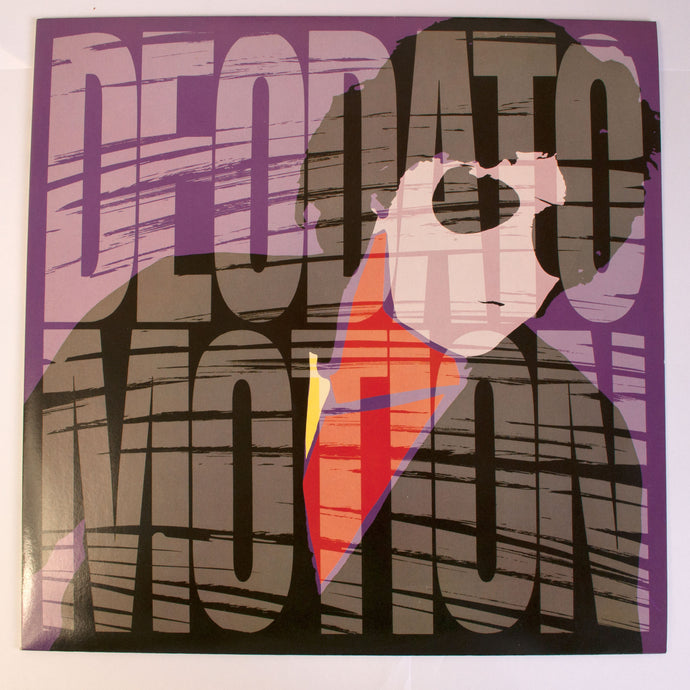 Deodato ‎– Motion - LP Album