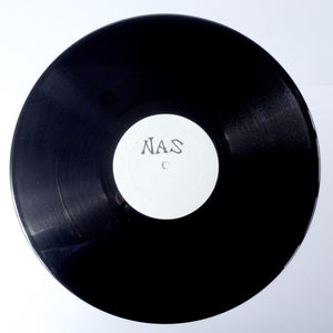 "Nas ‎– Street Dreams (K-Def Remix) - 12"" Single"