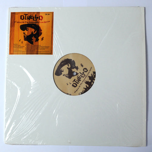 Othello ‎– Alive At The Assembly Line EP - 12