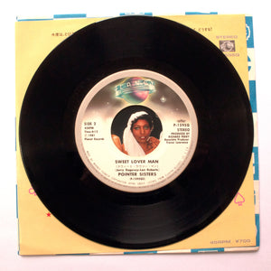 Pointer Sisters ‎– Should I Do It / Sweet Lover Man - 7 inch Vinyl