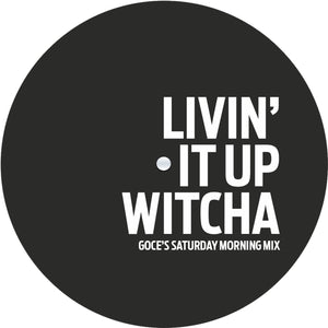 RUB006 by Goce - Livin' It Up Witcha / Do You Want Heat - 7 inch⭐︎