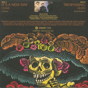 Skull Snaps ‎– It's A New Day / Trespassing - Last 3 - Limited Edition - 7 inch Vinyl⭐︎💀