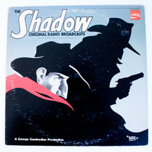 Load image into Gallery viewer, The Shadow - Radio Program, Bret Morrison ‎(Original Radio Broadcasts) - LP Vinyl