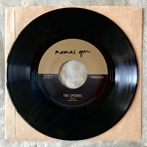 Mamas Gun ‎– The Spooks / Golden Days - 7 inch Vinyl