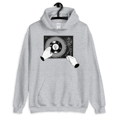Feel It - Diggn Unisex Hoodie