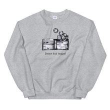 Load image into Gallery viewer, Broke But Happy - Unisex Sweatshirt