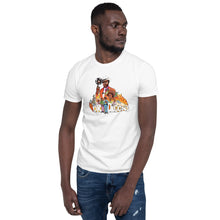 Load image into Gallery viewer, 45 Cat - Dr Diggns - Short-Sleeve Unisex T-Shirt
