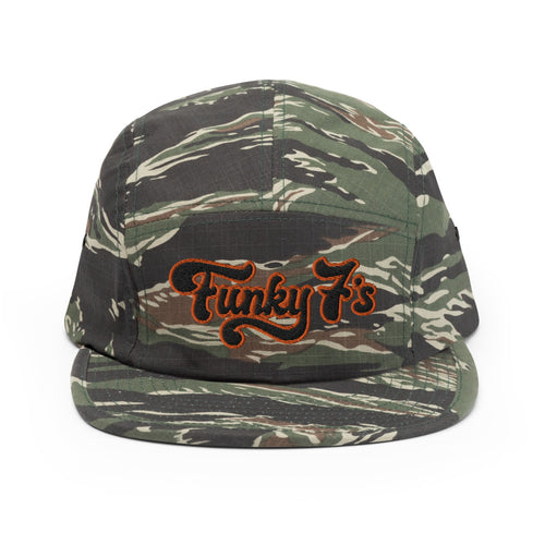 Funky 7's Five Panel Cap