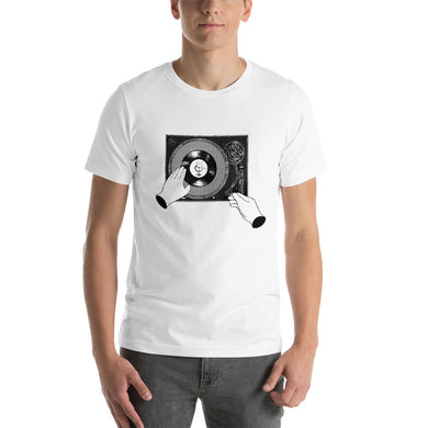 Feel it - Diggn Short Sleeve Unisex T-Shirt