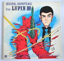 Load image into Gallery viewer, You & The Explosion Band = Original Soundtrack From Lupin III = ルパン三世 - L.P Album