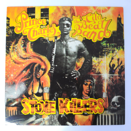 Prince Charles And The City Beat Band ‎– Stone Killers - L.P Album