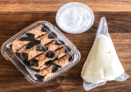 Cannoli Kit, makes 12 cannoli